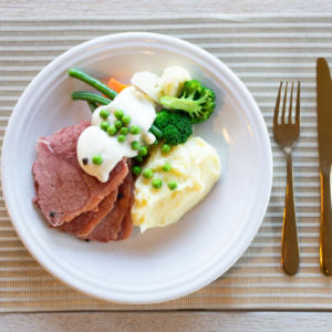 Corned Beef Silverside - Wanaka ready meals from Nourished For Life