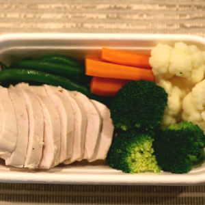Performance Meal - Poached Chicken