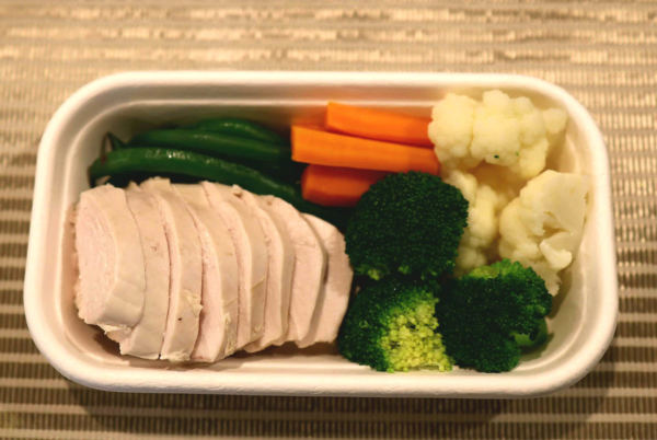 Nourished For Life Ready Meal Performance Poached Chicken Breast